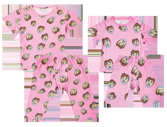 変なおじさんパジャマ